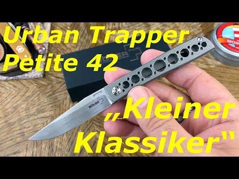B/öker Plus Urban Trapper Petite 42 Taschenmesser