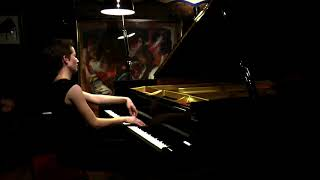 Rachmaninov Sonata no.2 op.36 (1st mvt. live), Marie-Thérèse Zahnlecker