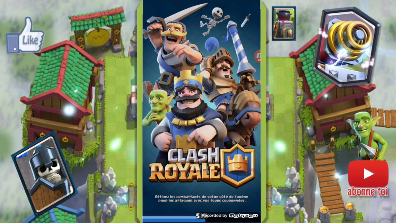Clash royale deck molosse d 39 ar ne 7 8 9 youtube for Clash royale deck molosse
