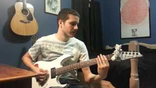 """This Divided World - """"The Book of Life"""" Guitar Lesson (Pt. 3)"""