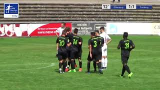 A-Jugend - 1:1 - Simon Klostermann - Offenburger FV vs SGV Freiberg Fußball