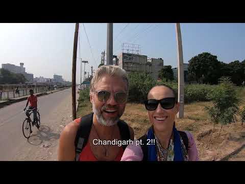 Chandigarh - Crazy Bus Driver