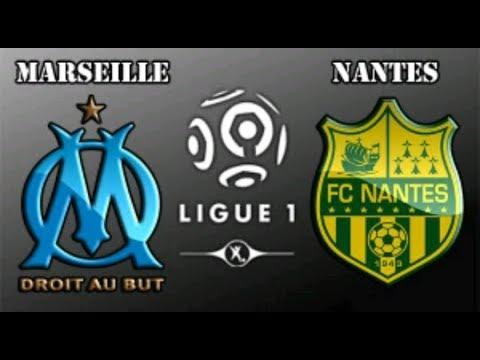 Marseille vs nantes  live