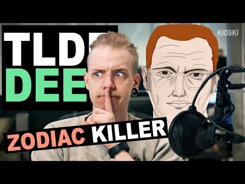 Zodiac Killer - TLDRDEEP