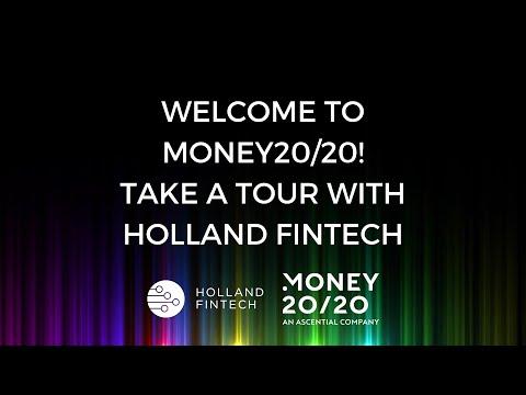 Money20/20 with Holland FinTech - Beginnings