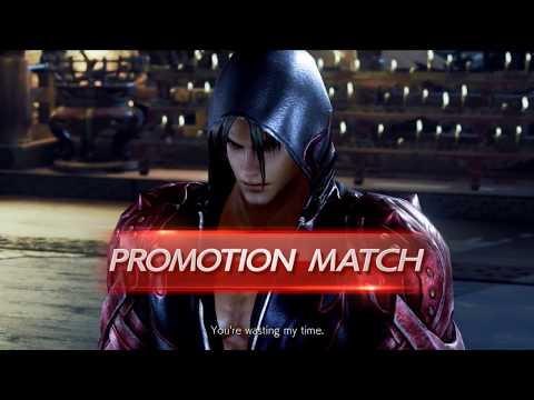 Tekken 7 Taking Control over the Jin Boss in Treasure Battle! Body Change!