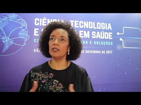 ED Brasil no evento Ciência, Tecnologia e Inovação em Saúde do Ministério da Saúde