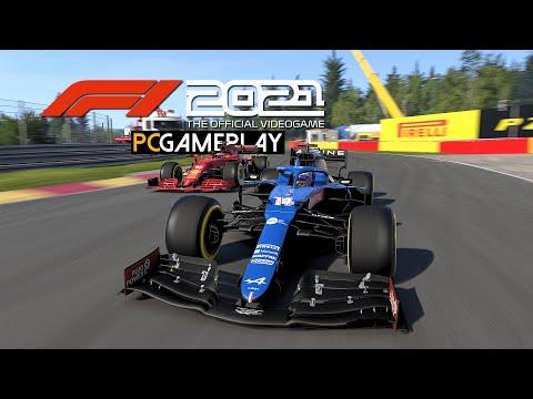 F1 2021 Gameplay (PC)