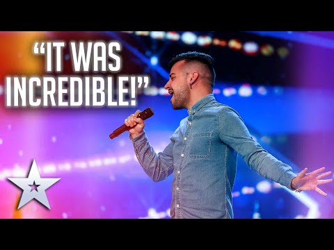 Theatre worker takes centre stage with 'Rise Like A Phoenix' | Britain's Got Talent