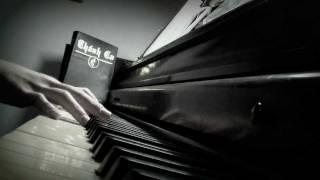 Thánh Ca #335: Chúa với tôi ~piano~