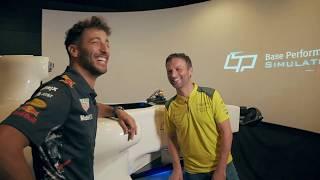 Part Three  F1's Daniel Ricciardo vs WEC's Darren Turner