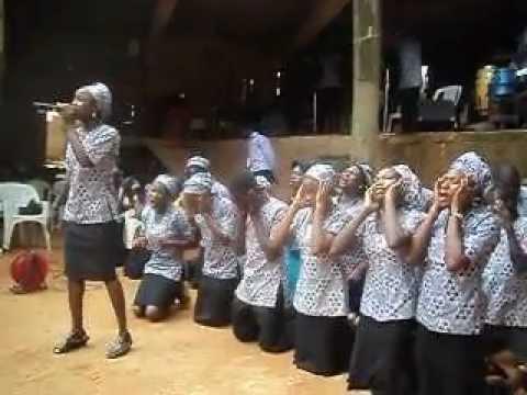 Restoration Ground choir rendition