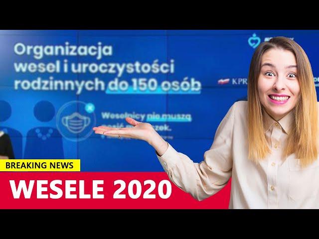 WESELE 2020 - Nowe zasady | Poradnik Ślubny | Mówię o ślubie