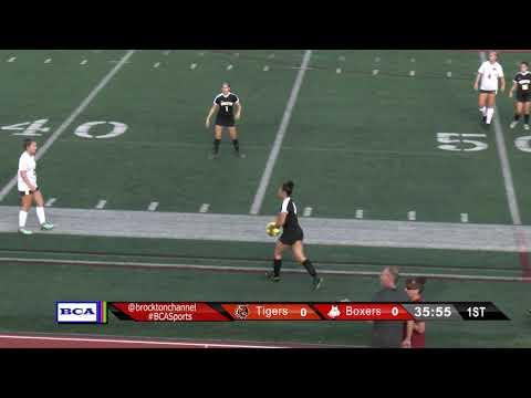 BHS Girls Soccer Vs Oliver Ames 9-3-19