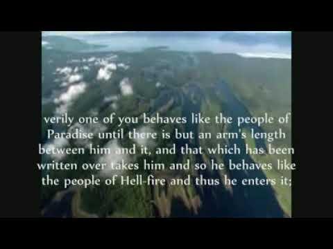 Hadith 4 /42 An Nawawi 40 hadith by Saad Al Ghamdi