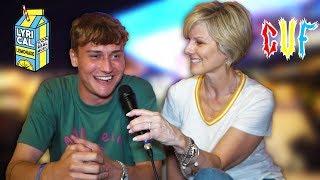 Mom Interviews Cole Bennett