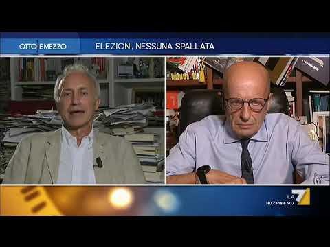 """Marco Travaglio sulla leadership di Salvini: """"Zaia sta lì ad aspettare..."""""""