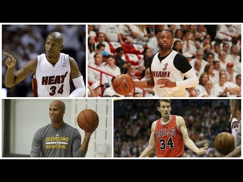 All NBA Free Agents Signed Today, Dwayne Wade to Bulls, Ray Allen Returns to NBA?, Nene to Rockets