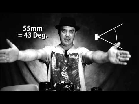 Understanding Lenses II - Camera Focal length Explained