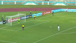 United States vs Haiti penalty shootout