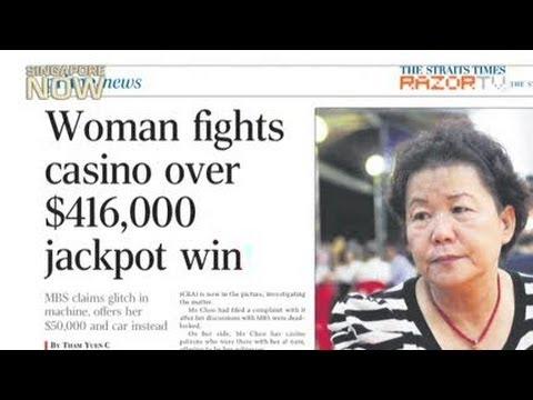 'Jackpot Auntie': 'I won't go casino again'