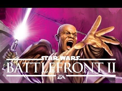 Mace Windu Star Wars Battlefront 2   Character Concepts