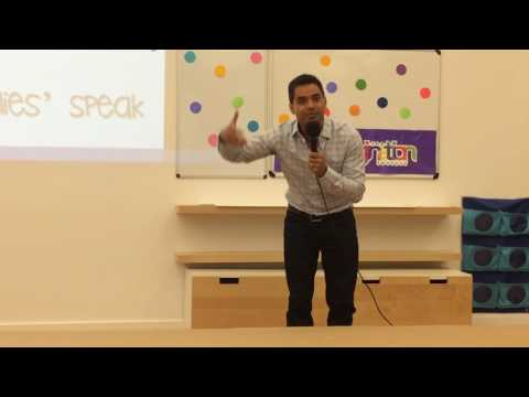 The Imagination Factory Speech Class of 2016 by a Parent