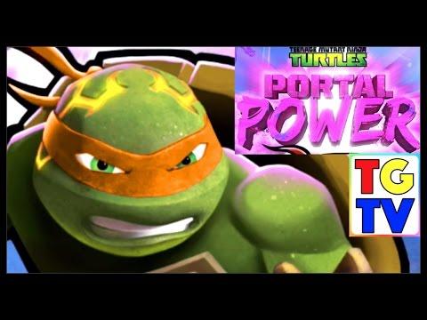 Teenage Mutant Ninja Turtles TMNT Portal Power 3/5