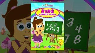 Kids Number Songs By HooplaKidz