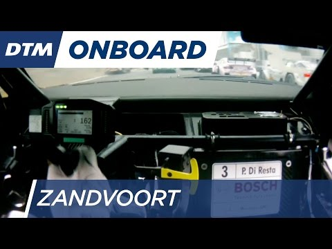 DTM Zandvoort 2016 - Paul di Resta (Mercedes-AMG C63 DTM) - Re-Live Onboard (Race 1)