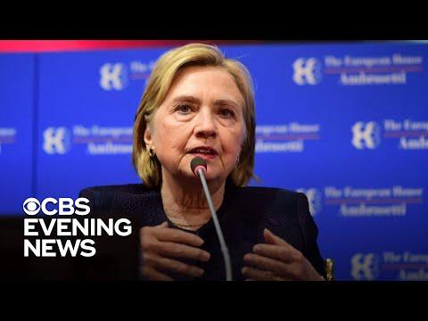 "Hillary Clinton calls Tulsi Gabbard a ""favorite of the Russians"""
