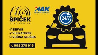 Auto Centar ŠPIČEK - Vulkanizer, Auto Servis, Vučna Služba 0-24, Zagreb