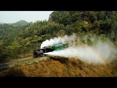China's last steam train - BBC Travel Show