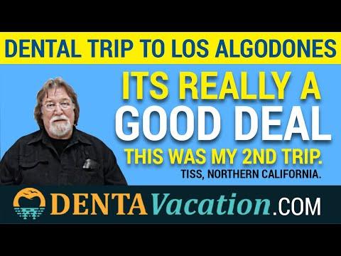 Dental Trip to Los Algodones - Testimonial
