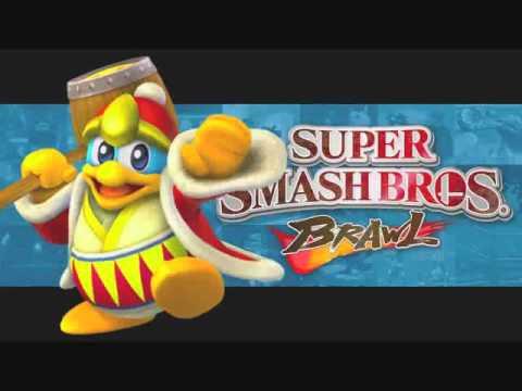 King Dedede's Theme - Super Smash Bros. Brawl - 10 Hours Extended