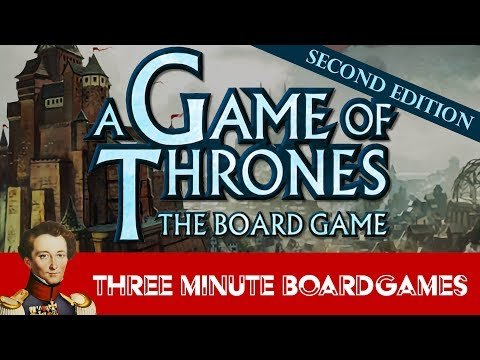 A Game Of Thrones In About 3 Minutes
