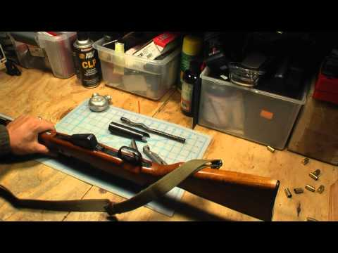 Disassembly & Reassembly of a Norinco SKS Rifle (1080p HD)