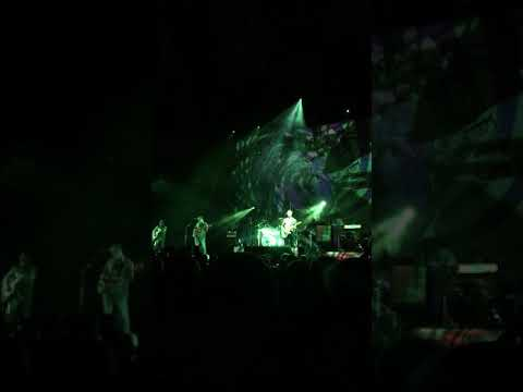 Nick Mason's A Saucerful Of Secrets 'Green Is The Colour'