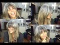 Rollercoaster ride with transition to grey-white hair (7th mth.)| Rocking Fashion & Life in my 50's
