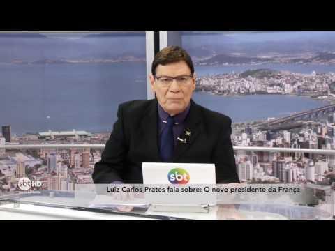 Luiz Carlos Prates comenta sobre a eleição do novo presidente da França
