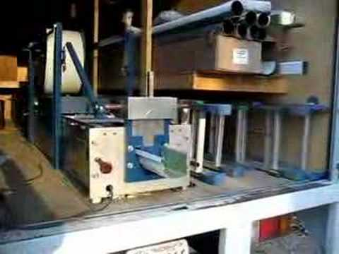 Seamless Gutter Machine Youtube