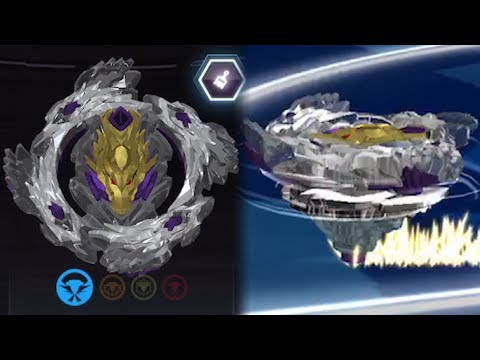 NEW BRUTAL LUINOR L4 GAMEPLAY | Beyblade Burst Evolution God APP Gameplay PART 68