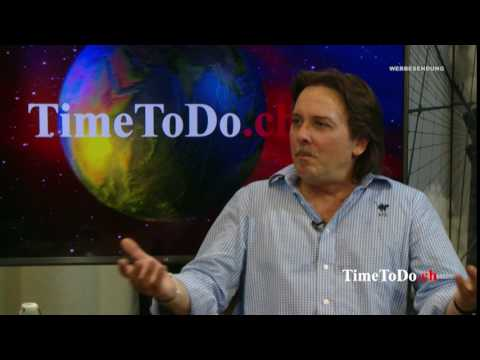 Heile Dich - liebe Dich - lebe Dein Leben   Roberto Martinez bei TimeToDo.ch 28.06.2017