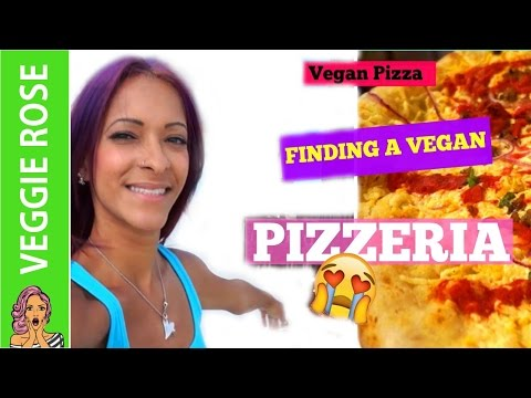 Finding A Vegan Pizzeria | Philly Tour