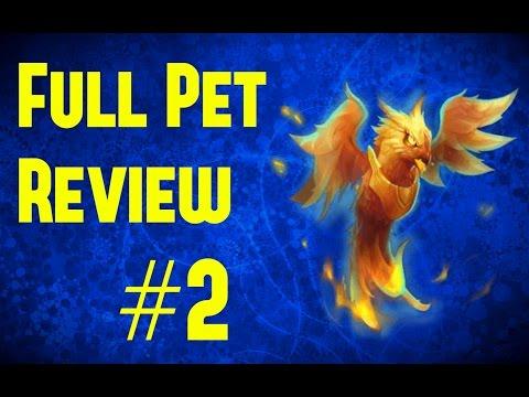 Castle Clash; Pet Review #2 - Finix!