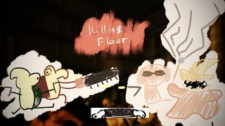 Killing Floor with Janttu, Controller Hog and 0ero - Stream #12 - 09/04/17