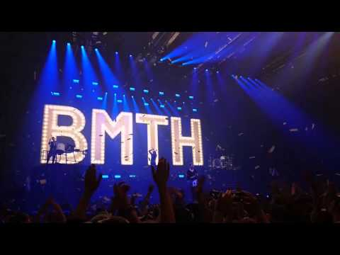 BMTH live in  Hamburg