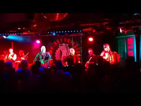 Whisky Priests 'Byker Hill/Elsie Marley', Monkeys Music Club, Hamburg 03.11.18
