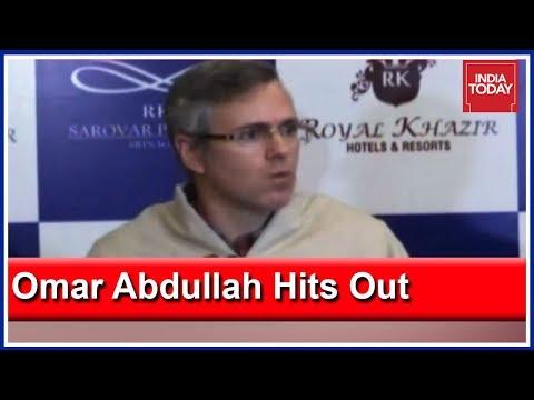 """Kashmiris Being Targetted, Many Students Returning"": Omar Abdullah Attacks Modi Govt"