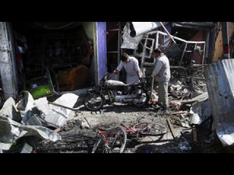 Taliban claims responsibility for deadly Kabul bombing